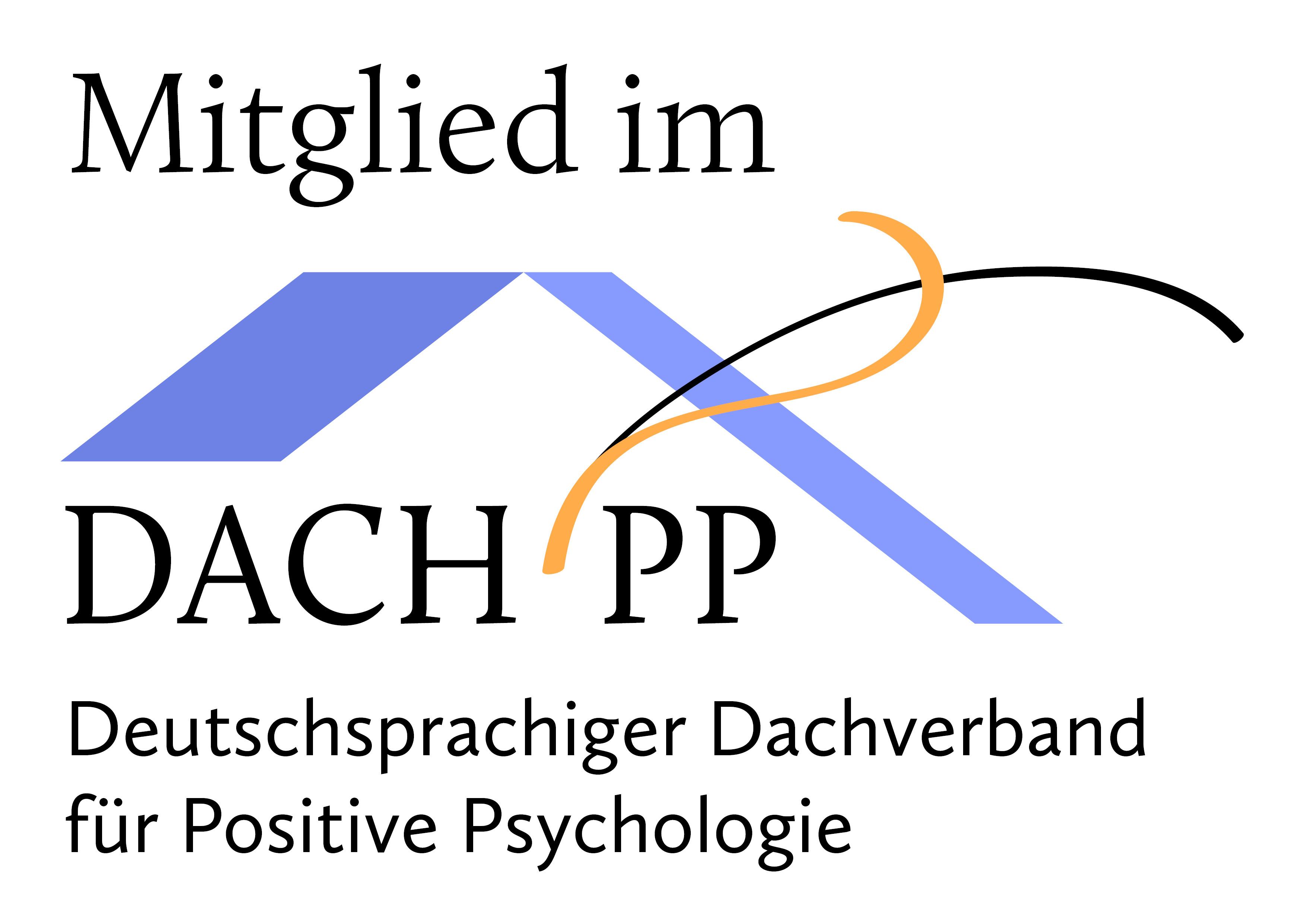 """Mitglied im """"Deutschsprachiger Dachverband für Positive Psychologie"""""""